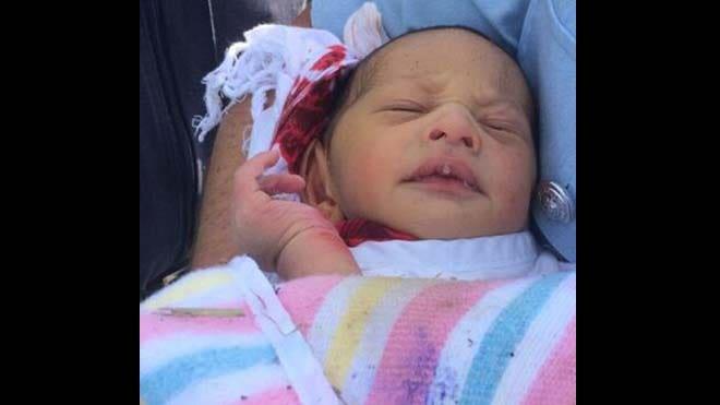 Australia baby 112414