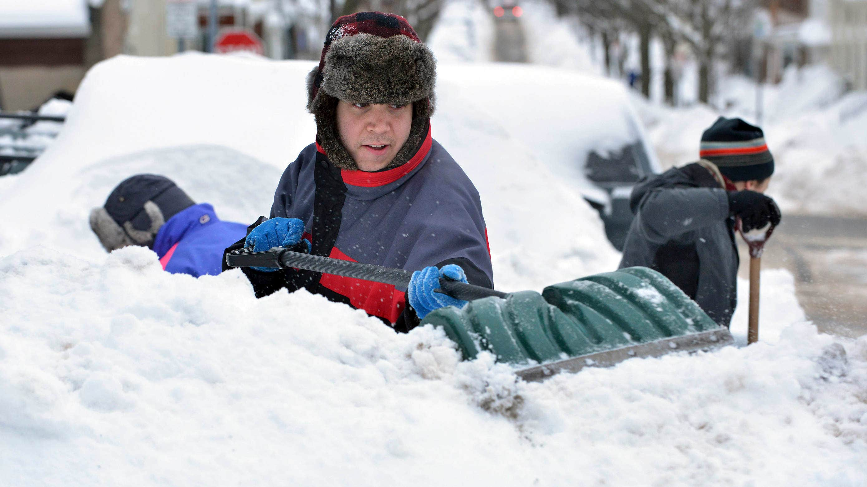 Blistering cold, more snow expected to wallop Boston