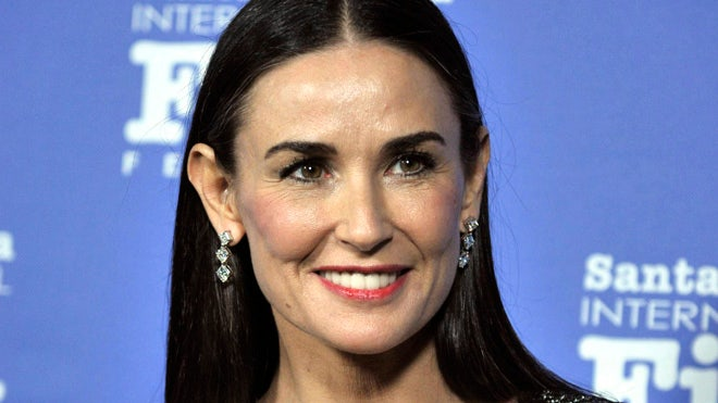 Demi Moore 'in absolut...