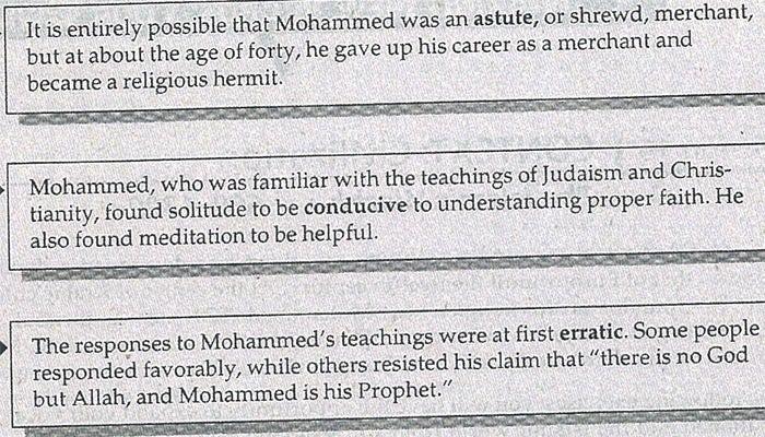 Muslimworksheet