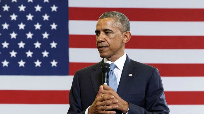 Fox News Poll: Voters say Obama exceeded authority, but oppose impeachment