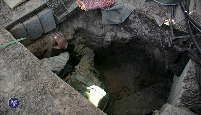 Israel surprised by number, sophistication of Gaza tunnels