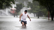Ingrid became the second hurricane of the Atlantic storm season off Mexico on Saturday, prompting the evacuation of several thousand people while Tropical Storm Manuel threatened to cause flash floods and mudslides on the opposite side of the country.