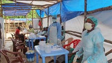 "The Ebola virus has been infecting and killing people in Central Africa since at least , and the current ""worst Ebola epidemic in history"" has been going on in West Africa since March. But it is only in the past few weeks that a second deadly ""virus"" has emerged, as the news media has caught on to this story and has broadcast it around the world, infecting everyone with another contagious virus: fear."