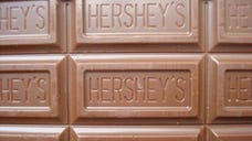 Hershey is rolling out a Chinese brand designed for the world's fastest-growing candy market.