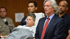 The attorney for a -year-old woman accused in the deaths of four people, including a -year-old boy, said it was an accident when she ran her car into nearly a dozen pedestrians outside a California church, describing her as someone who does not live her life recklessly. Two days ago, three days ago, people that knew her couldn't believe that she'd be in this situation, said Jeffrey Gray, attorney for Margo Bronstein.