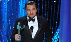 The Screen Actors Guild Awards were not so white.