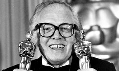 Acclaimed actor and Oscar-winning director Richard Attenborough, whose film career on both sides of the camera spanned  years, has died. He was .