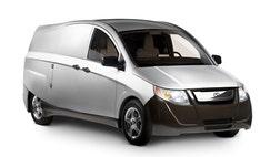 Planned to build plug-in hybrid van.