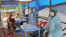 "The Ebola virus has been infecting and killing people in Central Africa since at least , and the current ""worst Ebola epidemic in history"" has been going on in West Africa since March. But it is only in the past few weeks that a second"