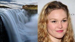 Travel to Iceland with actress Julia Stiles.