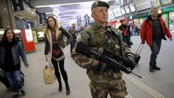 The French Foreign Ministry says that airports are to remain open and flights and trains will continue.