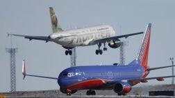 Airlines are passing some of the lower fuel prices on to customers.
