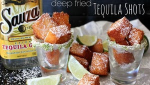 Step-by-step guide how to make Deep Fried Tequila for Cinco de Mayo