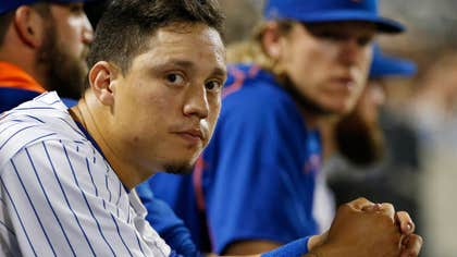 The night New York Mets shortstop Wilmer Flores had to endure on Wednesday was rare for any athlete at any lev