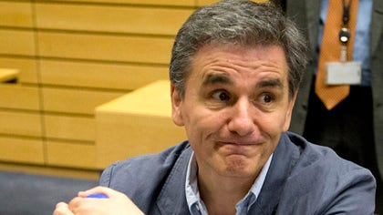 Three people familiar with discussions currently taking place between Greece and its creditors in the -country eurozone say new Greek Finance Minister Euclid Tsakalotos has not presented fresh written proposals over how to win support for a financial bailout.