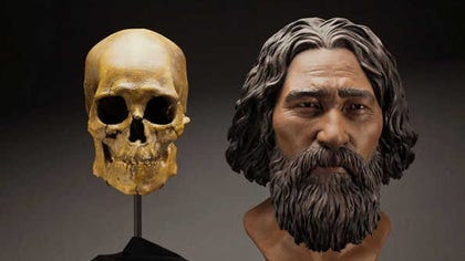 Eighteen years after his near-complete skeletal remains were found along the bank of the Columbia River in eastern Washington, Kennewick Man is finally telling his ,-year-old story -- and reshaping our knowledge of how North America was first populated by humans.