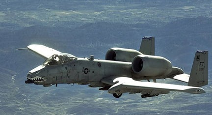 Legendary A-10 'Warthog' sends ISIS fleeing even as it faces Pentagon cuts