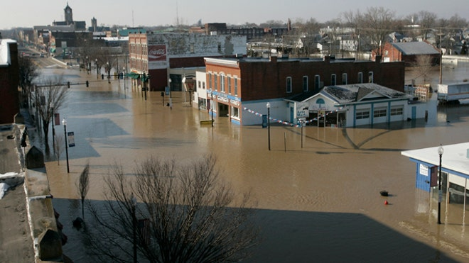 Ohio Flooding