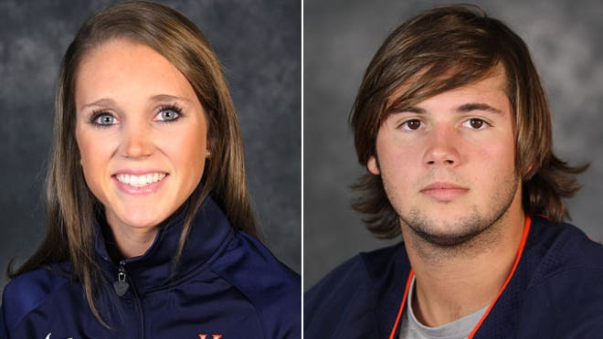 U.Va. Male Lacrosse Player Accused of Killing Female Lacrosse Player