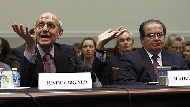 Breyer Scalia