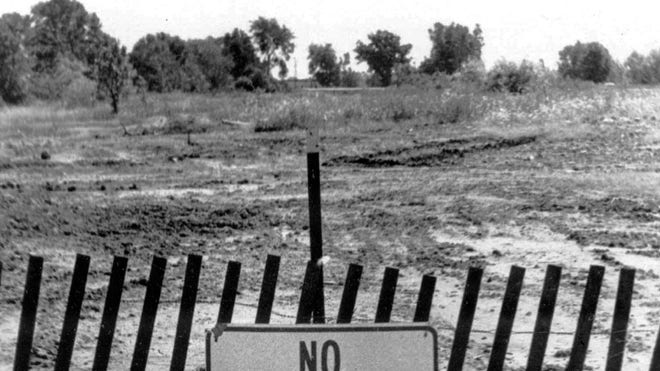Suits claim Love Canal still oozing 35 years later