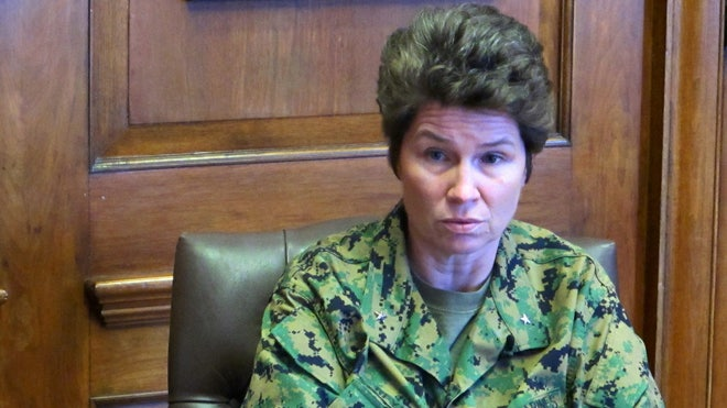 Parris Island leader says women can handle combat | Fox News