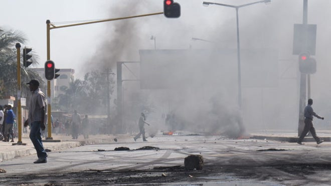 MozambiqueProtests