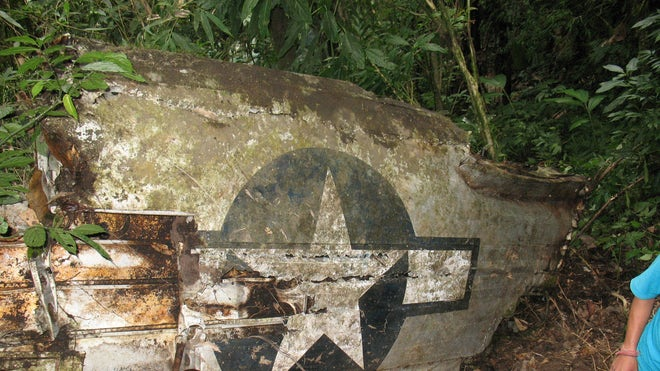 Ww2 Abandoned Or Crashed Aircraft http://www.foxnews.com/us/2012/05/24/rugged-mountains-yield-hundreds-wwii-era-plane-crashes-lost-hump-airmen/