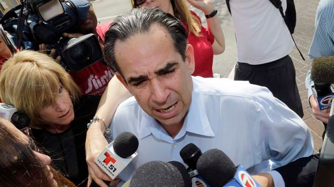 Anthony Bosch, the former owner of the South Florida clinic that supplied performance-enhancing substances to Major League Baseball players and other athletes, has been sentenced to four years in federal prison.