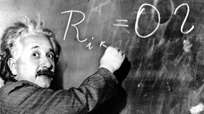 Einstein's WWII-era letter to US soldier on sale for $40G