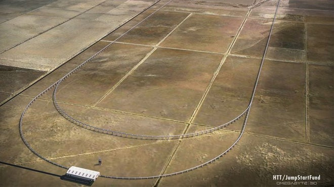 Let's put the brakes on Hyperloop hype