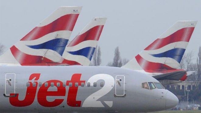 British Airline Wants to Ban Unruly Passengers for Life