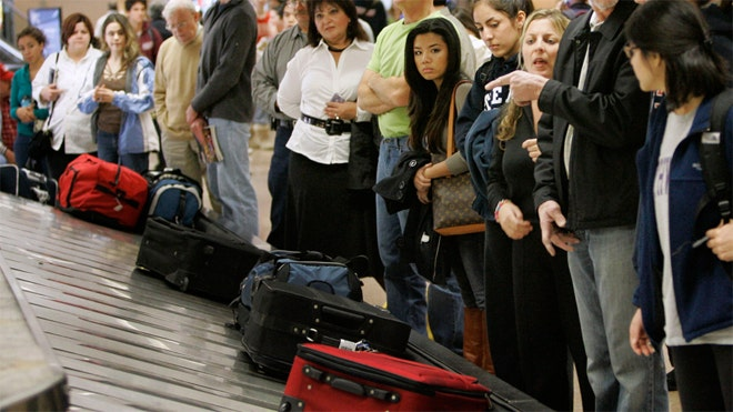 Losing luggage when traveling by air can be a real bummer.