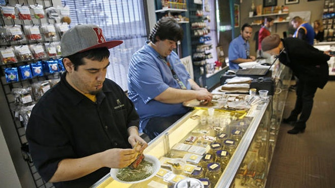 COLORADO 'POT SHOPS' LIKELY TARGETS OF DRUG CARTELS