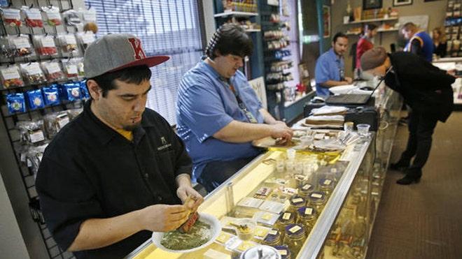 COLORADO 'POT SHOPS' LIKELY TARGETS OF DRUG CARTELS