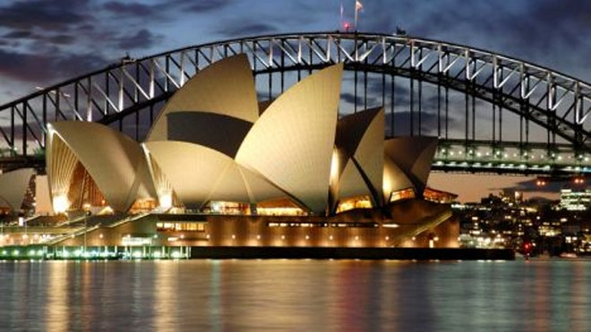 Sydney is a great jumping off point to see all of Australia.