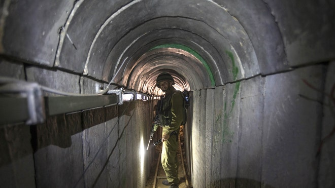 An emotional letter purportedly smuggled out of Gaza details one man's harrowing participation in digging the tunnels that Israel blames for triggering the latest round of fighting and paints a bleak picture of life under Hamas control.