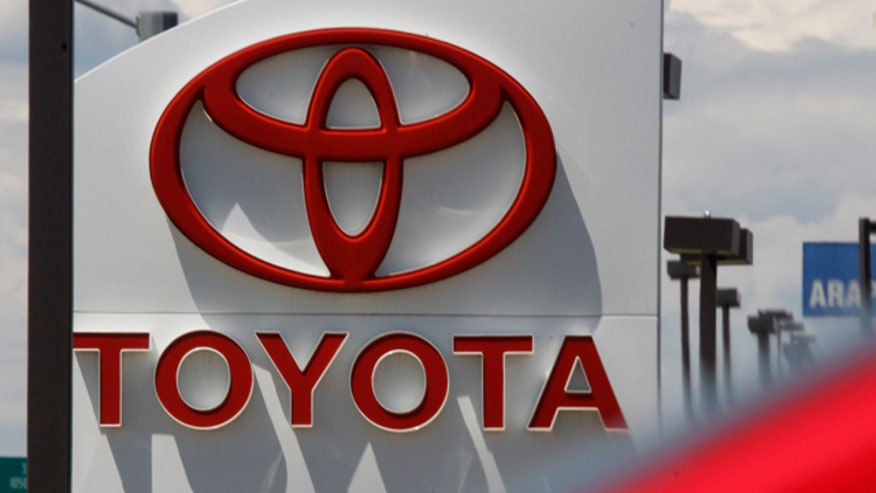 Toyota Report