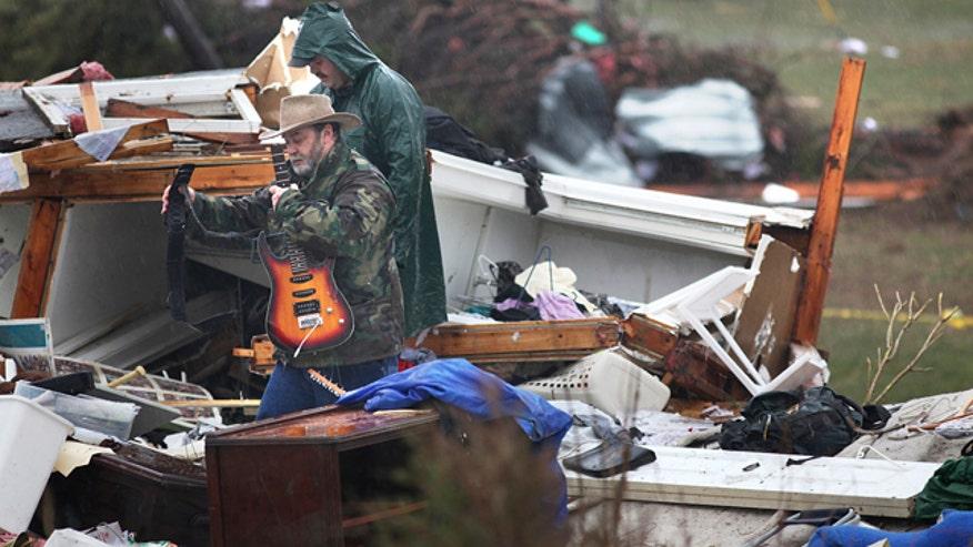 Kentucky Tornadoes