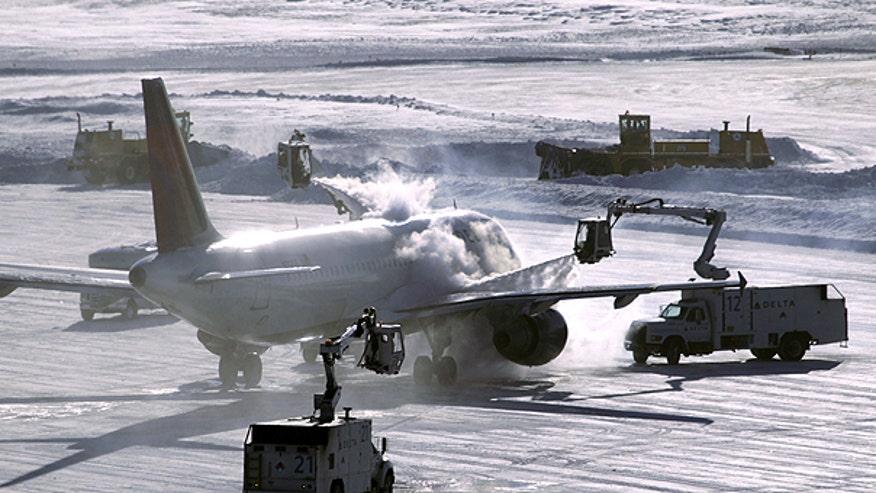 Plane De-Ice