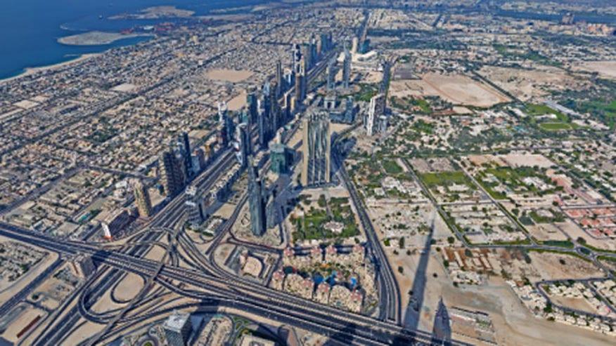 Burj Khalifa Top View Pics The Top of Burj Khalifa