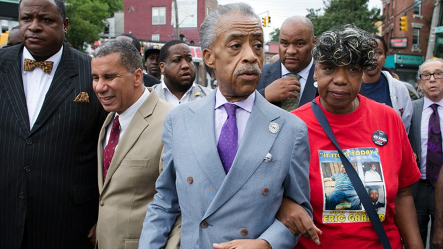 How Al Sharpton is using Obama, Ferguson and MSNBC to boost his influence