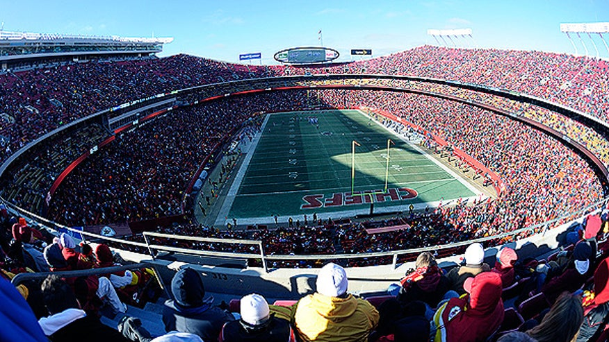Pictures of Kansas City Chiefs Stadium Nfl's Kansas City Chiefs