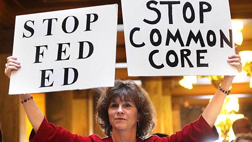 Common Core defeat stop