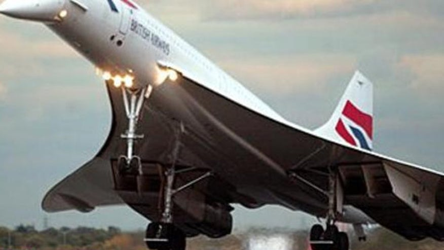 Famous Concorde supersonic airliner could start flying again