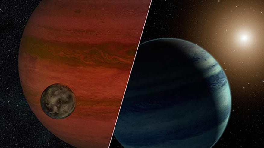 NASA-funded researchers spot first possible 'exomoon'