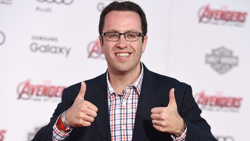 Feds search home of Subway pitchman Jared Fogle
