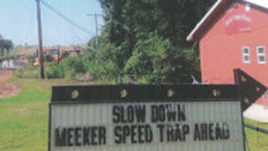 Okla. pawn shop owner sues police after speed trap warning brings down heat