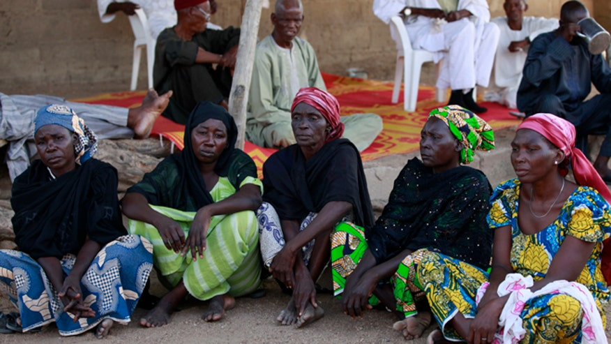 11 parents of Nigeria's kidnapped girls die from attacks and stress